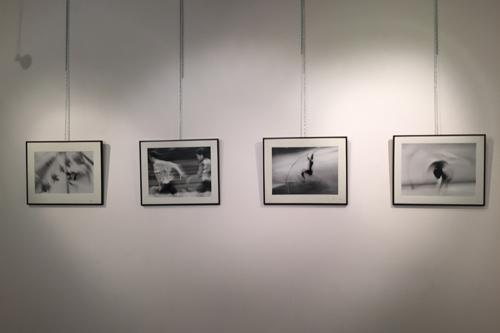 Le sprint photographique de Philippe Dupré