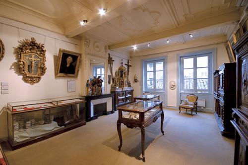 L'Hôtel de Villeneuve, écrin du Musée du Vieux Saint-Etienne