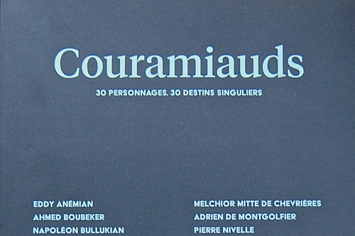 Couramiauds (30 personnages, 30 destins singuliers)