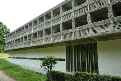 L'architecture du sacré selon Le Corbusier