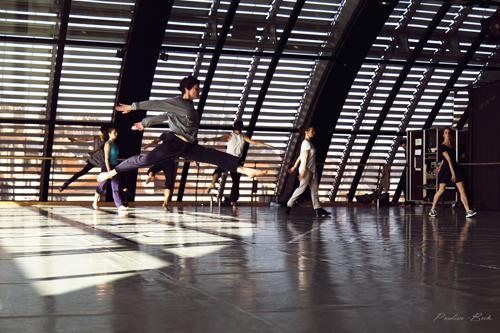 Un ballet battant à l'Opéra de Lyon