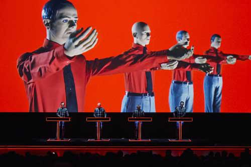 Kraftwerk en concert en novembre à la MC2 Grenoble