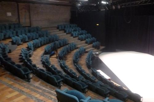 Le théâtre Prémol dévasté par un incendie