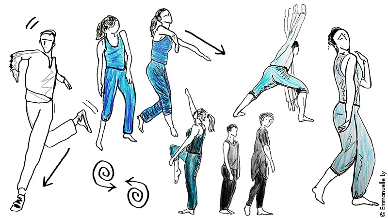Brigade du ballet - Rejoignez la session de mai