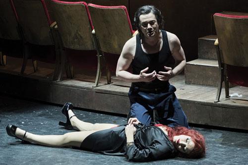 Olivier Py assassine Carmen
