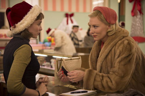 Cannes 2015, jour 5. Oh ! Carol…