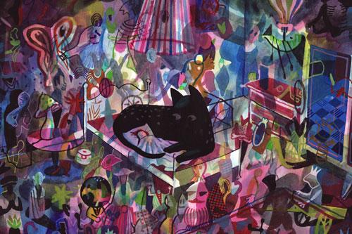 Brecht Evens, un dessinateur haut en couleur