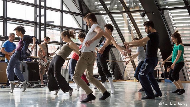 Brigade du Ballet de l'Opéra - Rejoignez la session de juin