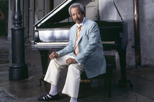 Allen Toussaint lance Jazz à Vienne