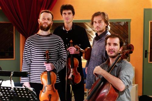 Le Quatuor Béla fait ses nuits
