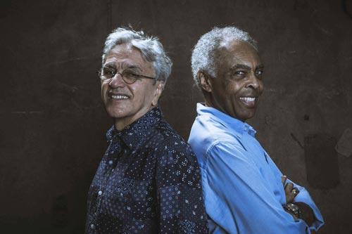 Caetano Veloso et Gilberto Gil : tropicales mélodies