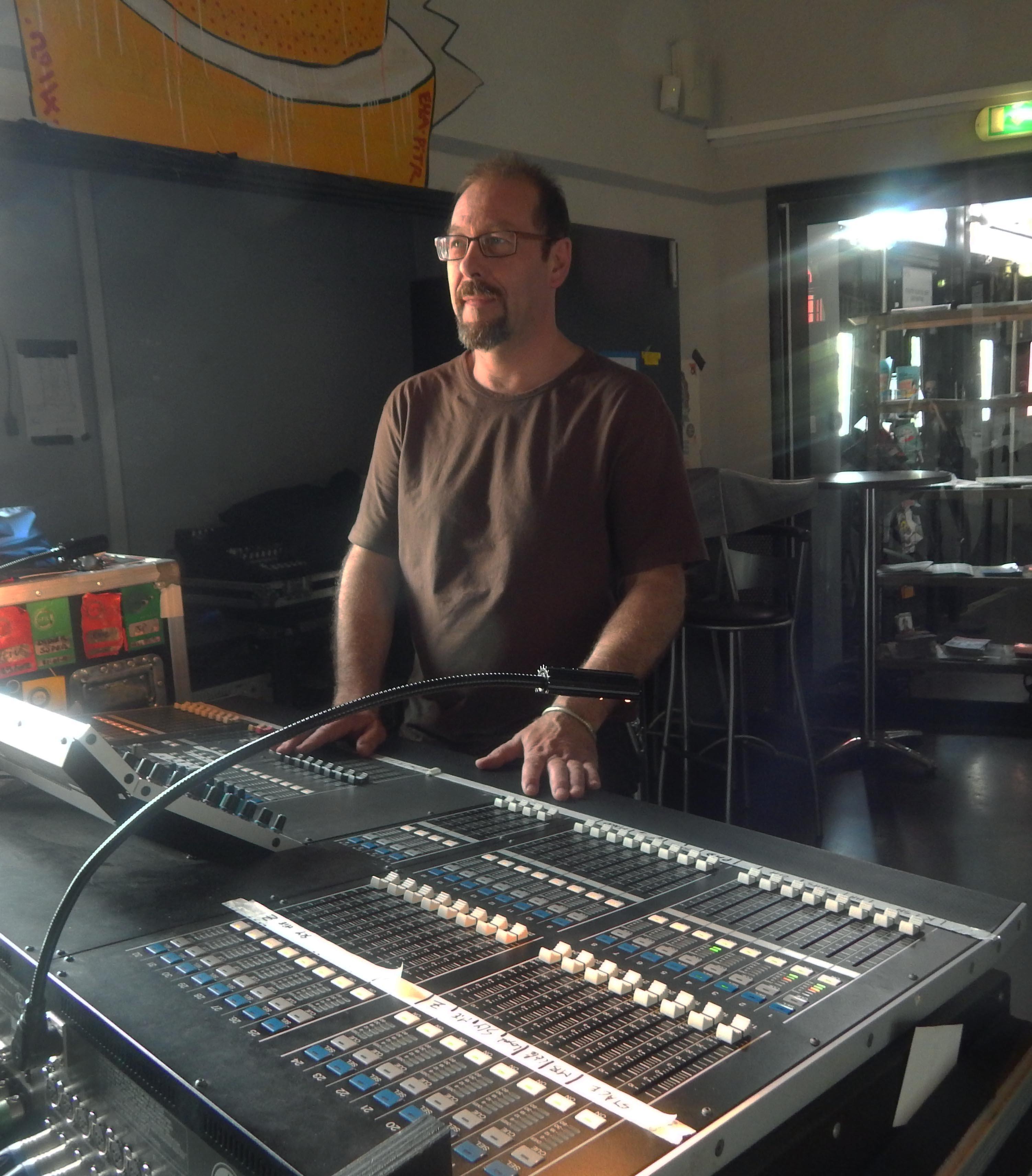 Nicolas Hoste : «Tout doit être organisé en amont »