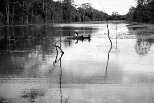 À la Vina, trois photographes offrent des visions d'Angkor