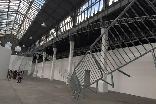 Suspension de la grève au Magasin, le Centre national d'art contemporain de Grenoble