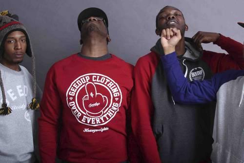 Clear Soul Forces, dans le haut du panier hip-hop