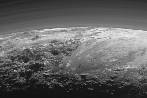 Pluton spectaculaire !