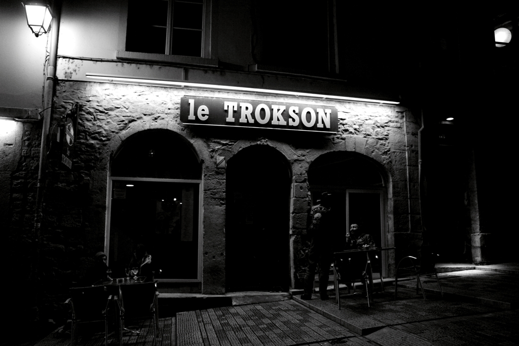 Le Trokson, 10 ans de vacarme souterrain