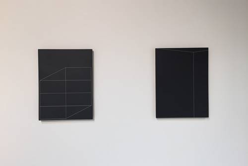 Expositions grenoble biennale d 39 art non objectif for Minimalisme art