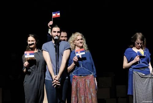Sens Interdits, le carrefour mondial du théâtre