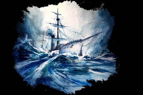 Jules Verne par les PCL : calme plat