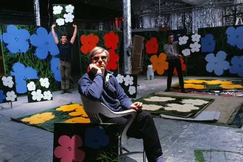 Warhol, l'artiste-machine