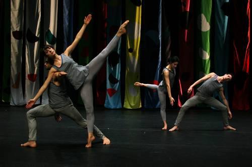 Le Ballet du CNDC d'Angers crée l'événement