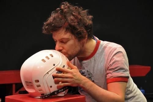 Simon Boulerice fait son show au Lavoir