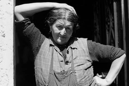 Vivian Maier : campagne, mon amour