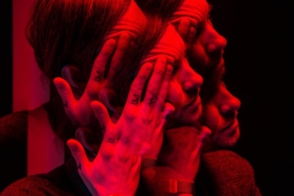 Riddim Collision 2015 : Clark et Blanck Mass, mutants après tout