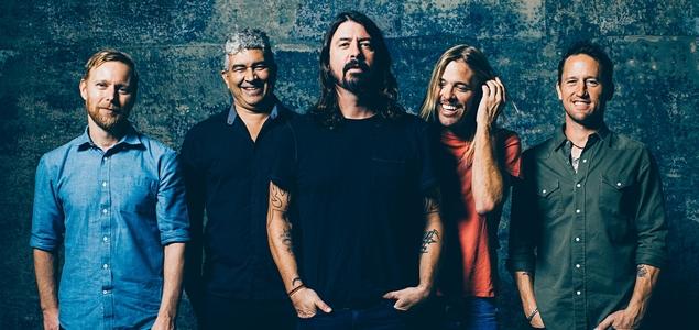 Les Foo Fighters, prêts à emplâtrer Tony Garnier