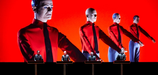 Kraftwerk : poupées de son