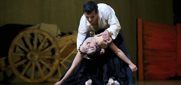 À l'Opéra, une Carmen endiablée