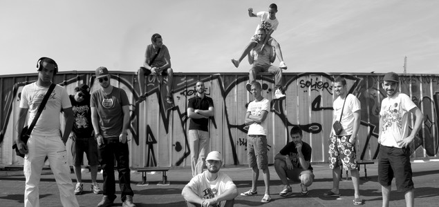 concerts lyon l 39 animalerie les futurs rois de la jungle hip hop article publi par benjamin. Black Bedroom Furniture Sets. Home Design Ideas