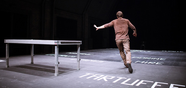 Guillaume Bailliart : la troupe de Molière à lui tout seul