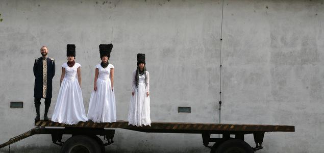 DakhaBrakha : la transe à l'ukrainienne