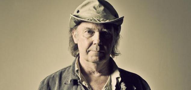 Neil Young à Tony Garnier