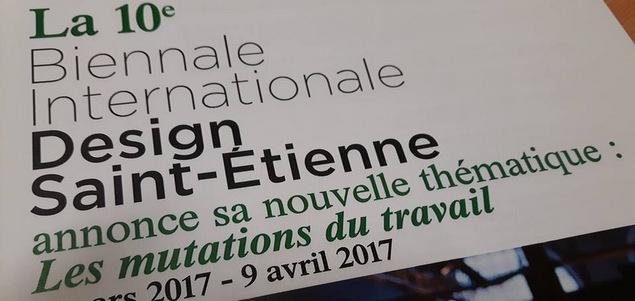 Et la thématique de la Biennale 2017 sera...