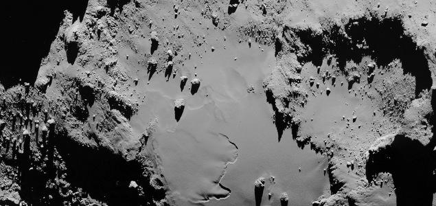 Rosetta, la haute résolution arrive !