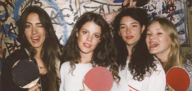 Hinds : un amour de pop au Périscope