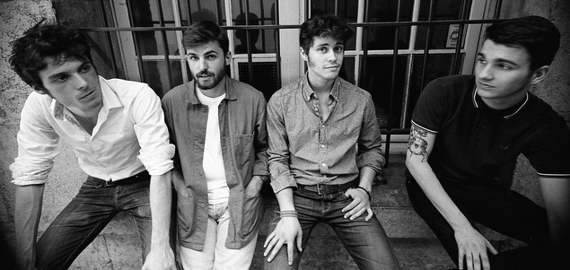 Quai d'Orsay : They can be pop-rock heroes