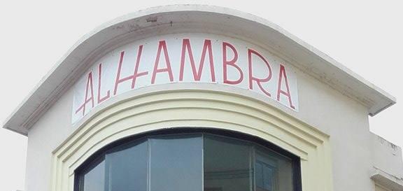Cinéma : L'Alhambra et Le Camion Rouge dans l'écarlate ?