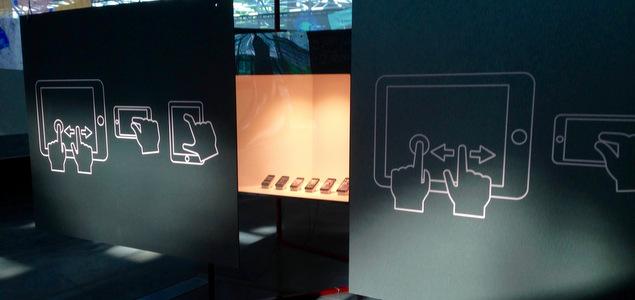 Culture interface : le futur au musée