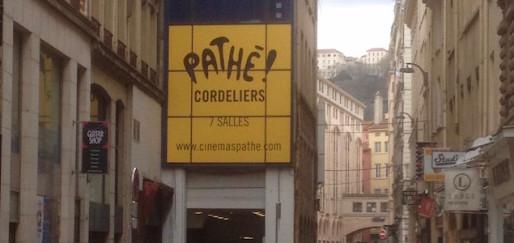 Clap de fin pour le Pathé Cordeliers