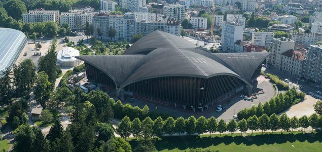 Palais des sports : la Ville de Grenoble défend son choix
