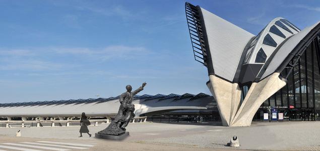 Saint-Exupéry : les statues naissent aussi
