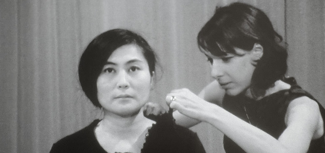 Au Musée d'Art Contemporain : Ecce Ono
