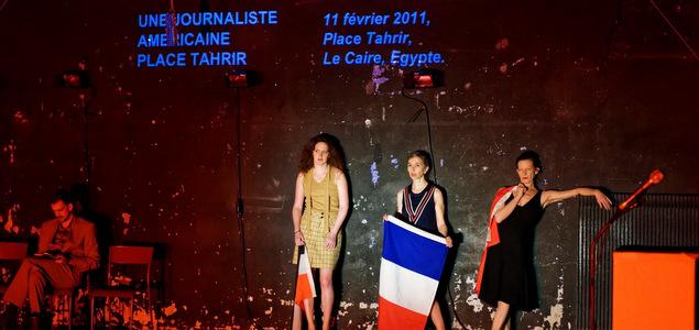 De Kateb Yacine au Printemps arabe, Riad Gahmi illumine le Point du Jour