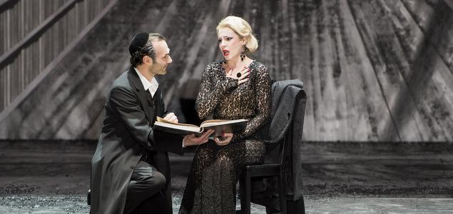 Retour réussi pour La Juive à l'opéra de Lyon