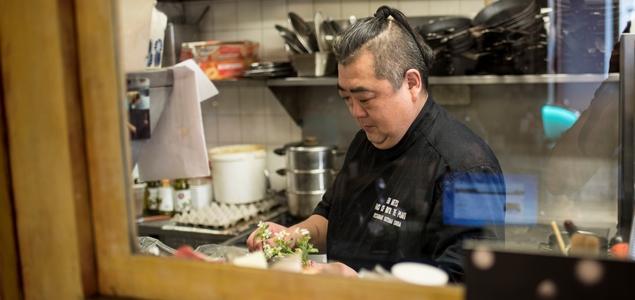 Bistronomie : Katsumi Ishida, le précurseur