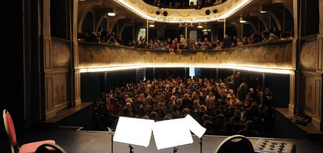 Théâtre de Vienne : subvention en berne, salariés inquiets